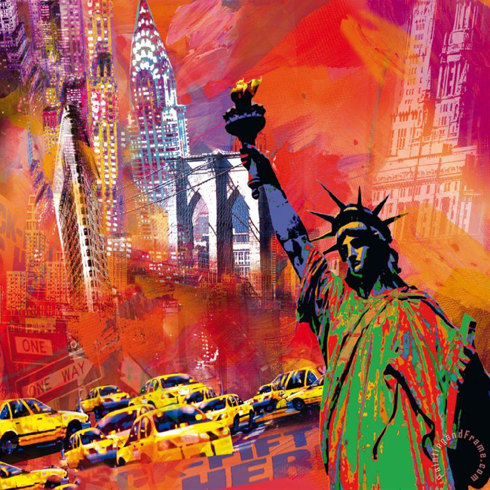 15+ Free Printable Modern Art paintings - Free Creatives