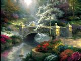 Bridge of Hope by Thomas Kinkade