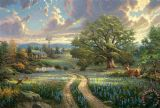 Country Living by Thomas Kinkade