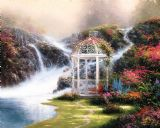 Hidden Arbor by Thomas Kinkade