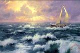Perseverance by Thomas Kinkade