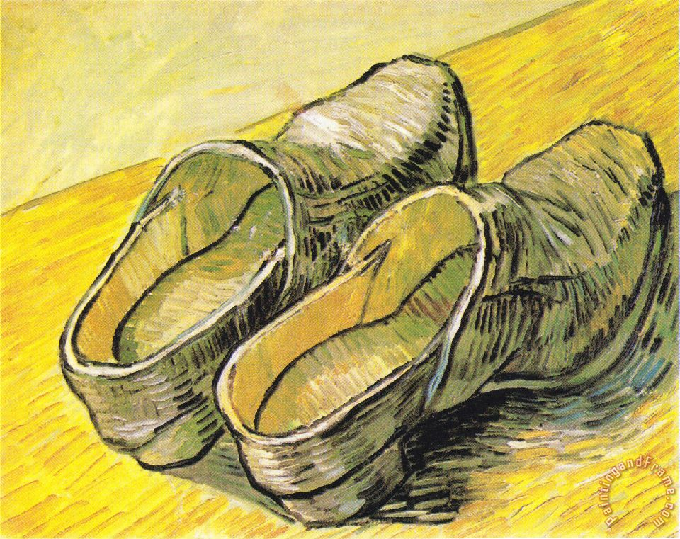 van gogh chaussures for sale