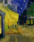 Vincent van Gogh by Cafe Terrace Arles