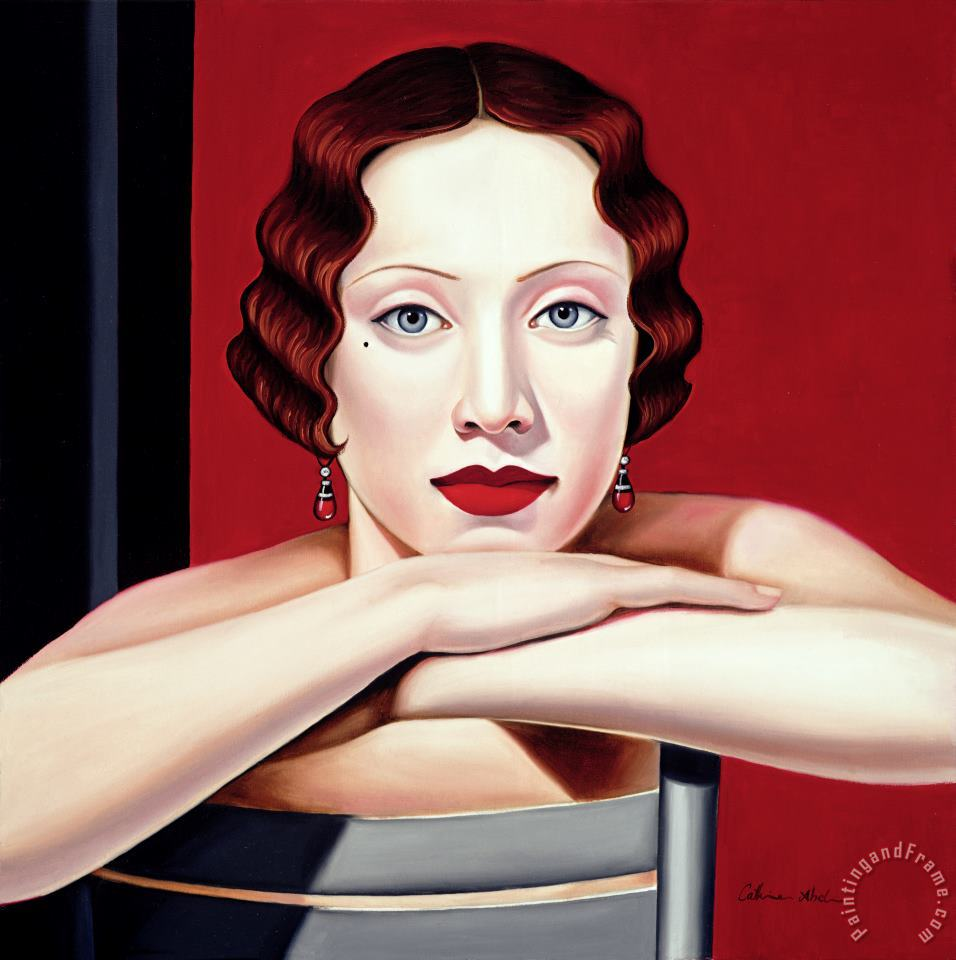 Catherine Abel Berlin Art Painting