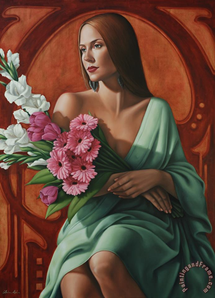 Catherine Abel Grace Art Print