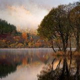 Loch Lubnaig Trossachs Scotland by Collection