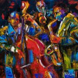 Jazz by Debra Hurd