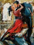 Tango By The Window by Debra Hurd