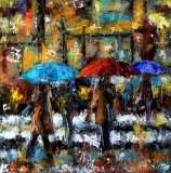 Wet Winter Day by Debra Hurd