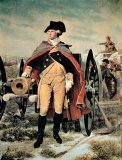 George Washington at Dorchester Heights by Emanuel Gottlieb Leutze