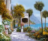 Lake Como-la passeggiata al lago by Collection 7