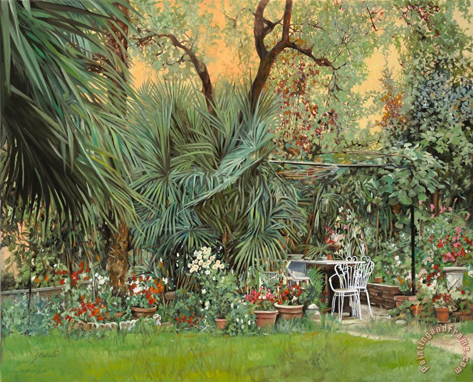 Collection 7 Our Little Garden Art Painting