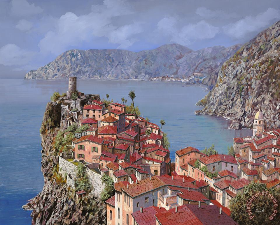 Collection 7 Vernazza-Cinque Terre Art Painting