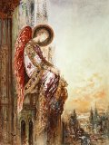 Angel Traveller by Gustave Moreau