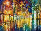 Scent Of Rain High Resolution by Leonid Afremov
