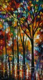 The Spectrum Of The Rain by Leonid Afremov