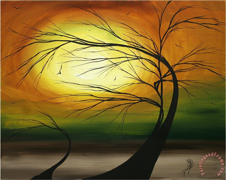Megan Aroon Duncanson Mother And Child Art Print