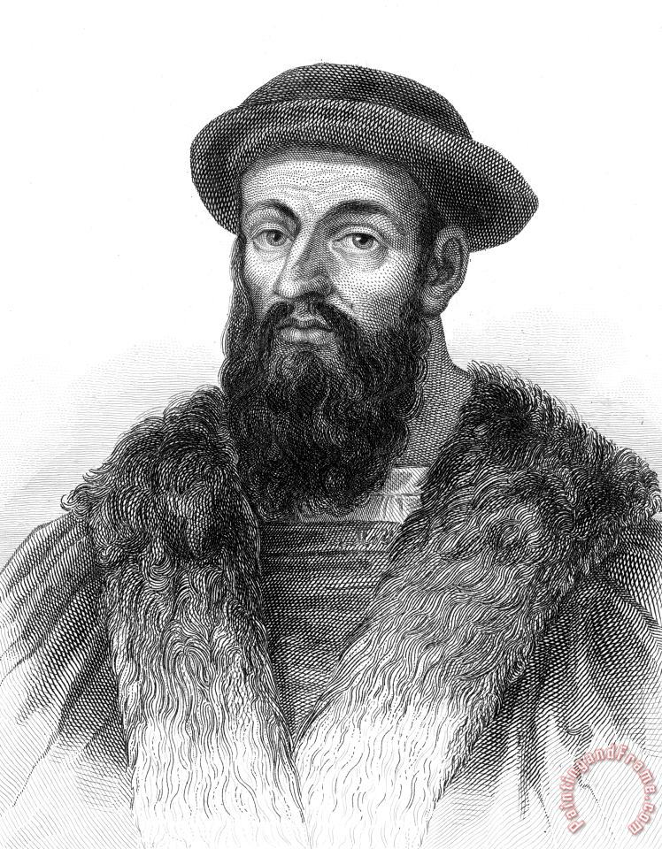 Others Ferdinand Magellan Art Painting