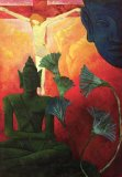 Christ and Buddha by Paul Ranson