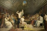 The Tepidarium by Theodore Chasseriau