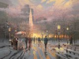 Boston Celebration by Thomas Kinkade