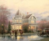 Christmas Memories by Thomas Kinkade