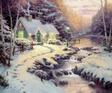 Evening Glow by Thomas Kinkade
