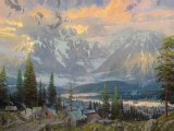 Great North by Thomas Kinkade