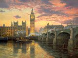 London by Thomas Kinkade