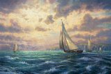 New Horizons by Thomas Kinkade
