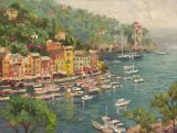 Portofino by Thomas Kinkade