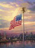 The Light of Freedom by Thomas Kinkade