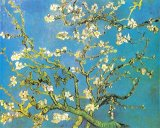 Blossoming Almond-branches by Vincent van Gogh