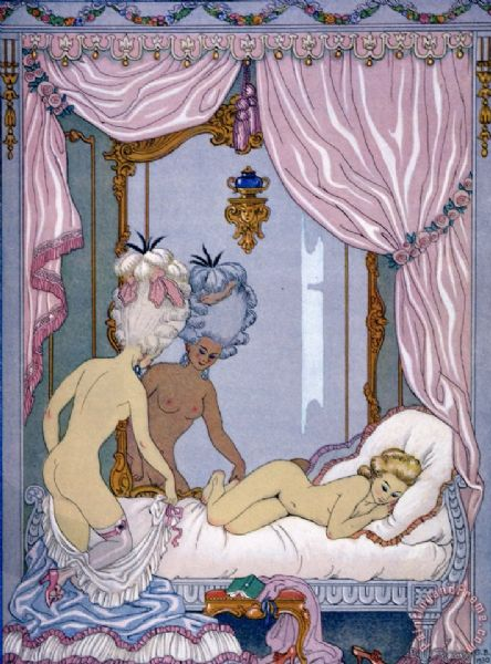 georges barbier prints for sale