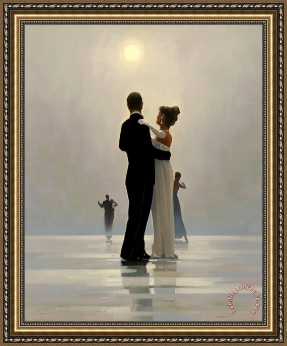 Jack Vettriano Dance Me to The End of Love Framed Print