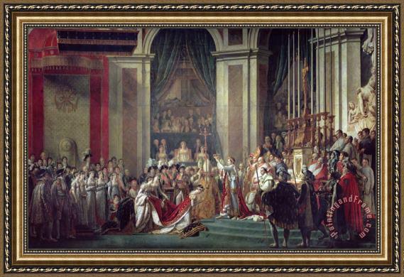 Josephine Bonaparte Coronation
