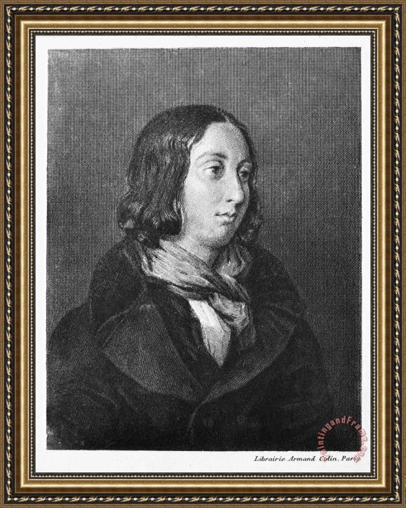 Others George Sand (1804-1876) Framed Painting