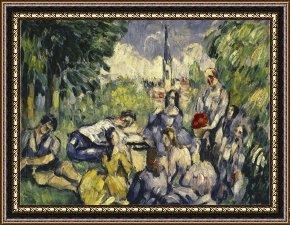 Picnic Le Dejeuner sur l Herbe Manet Art Poster 24x36