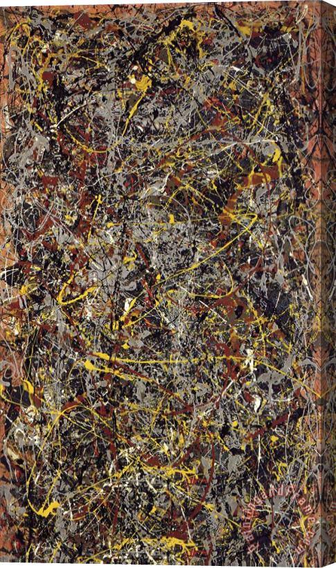 Jackson Pollock Number 5