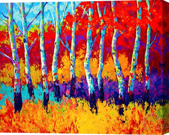 Marion Rose Autumn Riches Stretched Canvas Print / Canvas Art