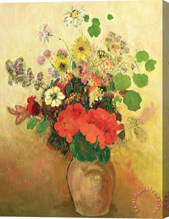 Odilon redon flowers
