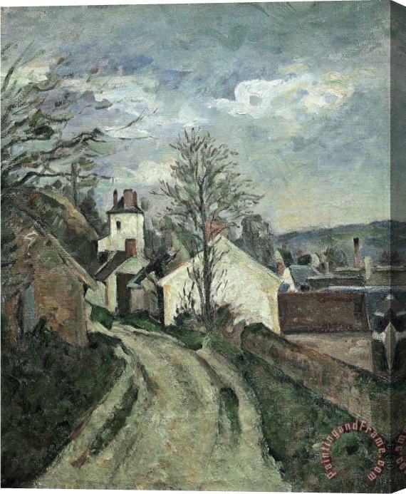 Paul Cezanne La Maison Du Docteur Gachet A Auvers Doctor Gachet S House Auvers France C 1873