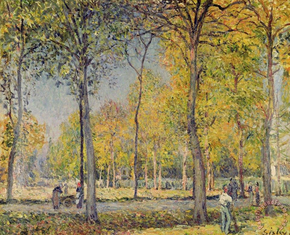 Alfred Sisley Paintings For Sale