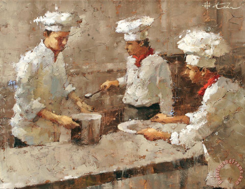 Andre Kohn Paintings Price