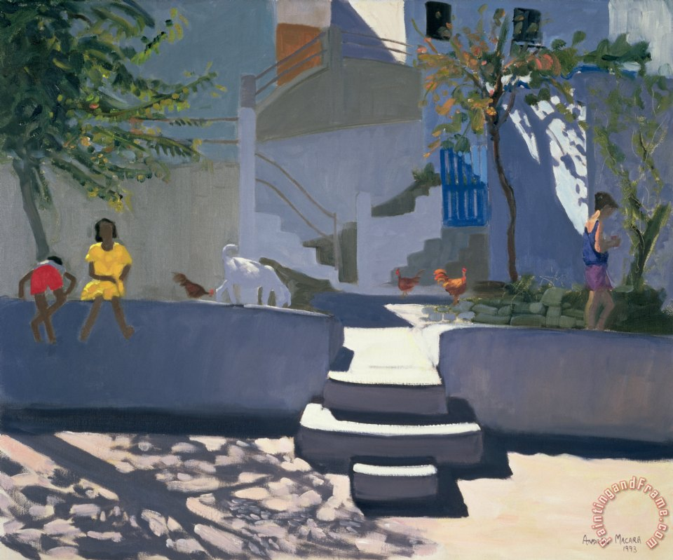 Httpsjamesrobison Usfilm Dokhtar Irani: Andrew Macara The Yellow Dress Painting