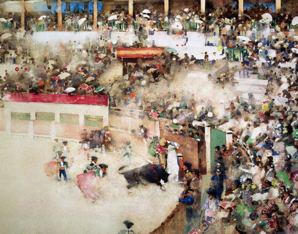 Arthur Melville Paintings For Sale