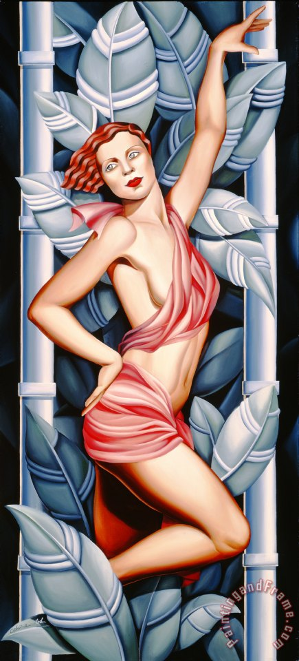 Catherine Abel In the Forest Art Print