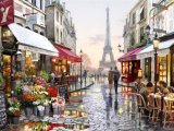 Paris Cityscape by Collection