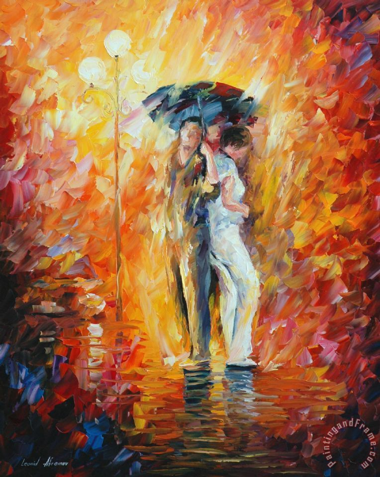 leonid afremov umbrella - photo #23