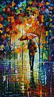 Which One Do You Love Best Prints - Toward Love by Leonid Afremov